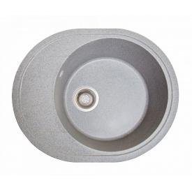 Кухонная мойка Galati Voce гранит 58х47х21,7 см Seda (601)