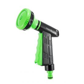 Пистолет для полива Presto-PS насадка на шланг пластик (4443)