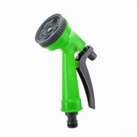 Пістолет для поливу Presto-PS насадка на шланг пластик (7209G)