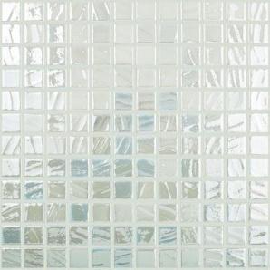 Мозаїка скляна Vidrepur Titanium BLANCO PINCEL 710 300х300 мм