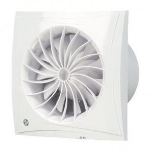 Вентилятор побутовий Blauberg Sileo 125 H 17 Вт 91x158x182 мм білий