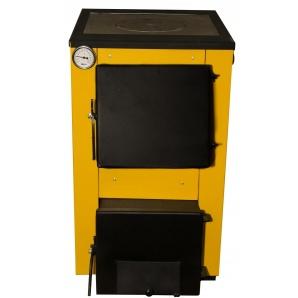 Твердопаливний котел Буран-mini 18 кВт 180 м2