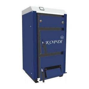 Котел твердопаливний Корді АОТВ-12С 12 кВт 450х875х645 мм синій