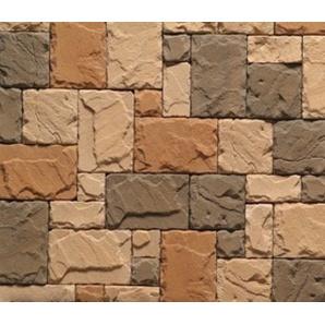 Плитка бетонна Einhorn під декоративний камінь Тамань-1051/116/1161 70х70х10 мм