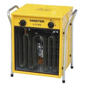 Електрична теплова гармата MASTER B 15 EPB