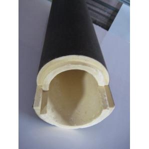 Утеплювач-шкаралупа ППУ для підземної труби 325х40 мм