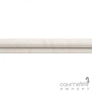Плитка з білої глини фриз Atlas Concorde Marvel Cremo Delicato London LVLC