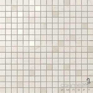 Плитка з білої глини мозаїка Atlas Concorde Marvel Cremo Delicato Mosaic 9MVC