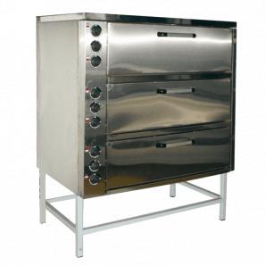 Шафа пекарська Ефес ШПЭ-3 20,16 кВт 1390х870х1800 мм