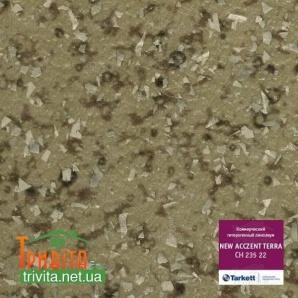 Гетерогенний лінолеум Tarkett New Acczent Terra CH 235 22