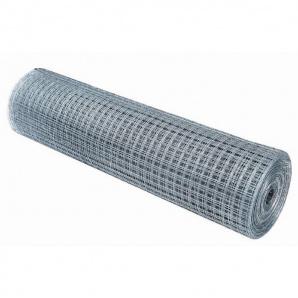 Сітка зварна штукатурна оцинкована 1,3 мм 12,5х12,5 мм 1х30 м
