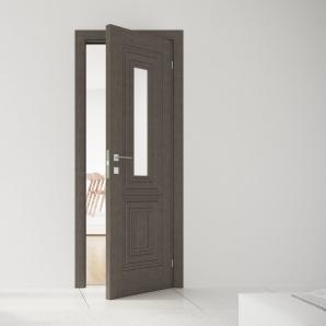 Двері RODOS Diamond Paola зі склом