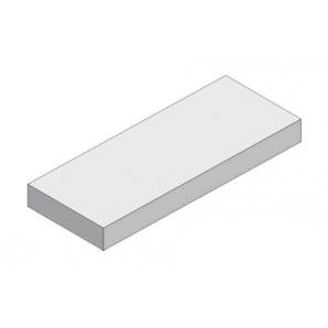 Перемичка плитна 8ПП 21-71 2070х190х380 мм