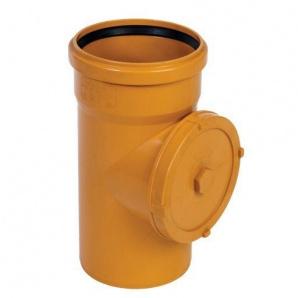 Ревізія каналізаційна ПВХ 160 мм