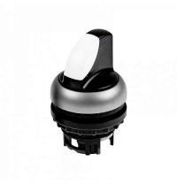 Головка переключателя M22-WLK3-W 3-позиционная белая с подсветкой Eaton