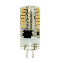 Лампа светодиодная капсульная силикон 3W 230V G4 4000K LB-522 Feron