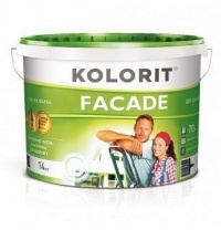 Краска KOLORIT Fasade Eko 10 л