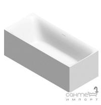 Акрилова ванна окремостояча з сифоном Volle біла (12-22-858)
