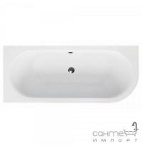 Асимметричная ванна Besco Avita 170x75 белая левая