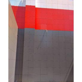 Фасадный облицовочный керамогранит