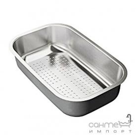 Коландер для кухонных моек Franke 112.0461.942 нержавеющая сталь