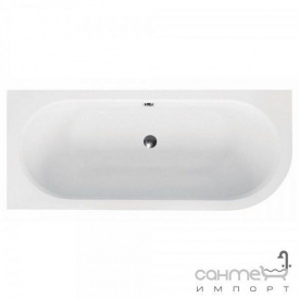 Асиметрична ванна Besco Avita 170x75 біла ліва
