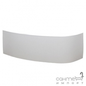 Фронтальная универсальная панель для угловых ванн Excellent 160 белая