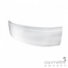 Передняя панель к ванне Mia 140x140 Besco PMD Piramida белая