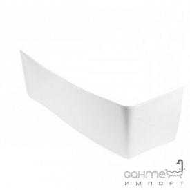 Передняя панель к ванне Luna 150x80 Besco PMD Piramida белая правая
