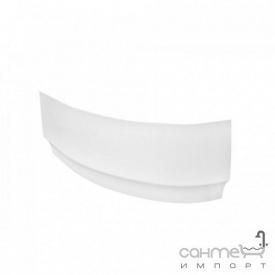 Передня панель до ванни Praktika 150x70 Besco PMD Piramida біла ліва