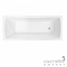 Прямокутна ванна Besco PMD Piramida Optima 160x70 біла
