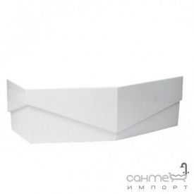 Передня панель для ванни Polimat Marika 140x80 P 00800 біла