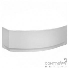 Передня панель для ванни Polimat Frida I 150x100 P 00994 біла