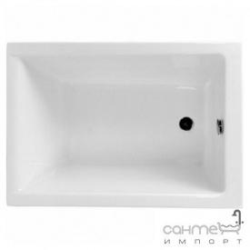 Прямокутна ванна Polimat Capri 120x70 00705 біла