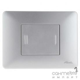 Панель смыва Nicoll-SAS Caiman 0709381 хром