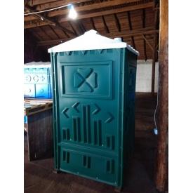 Туалетная кабина на улицу бак на 250 л