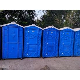 Уличный передвижной туалет 250 л