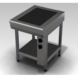 Плита електрична промислова ЕПК-2Б еталон 6 кВт (1010)