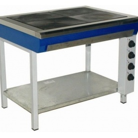Плита электрическая промышленная ЭПК-4 стандарт 13,2 кВт