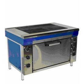 Плита електрическая кухонная с жарочным шкафом ЭПК-2Ш 540x345x40 мм