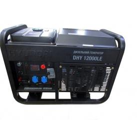 Дизельний генератор Hyundai DHY 12000LE
