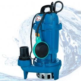 Насос погружной дренажно-фекальний Vitals aqua KC 1120f 1100 Вт