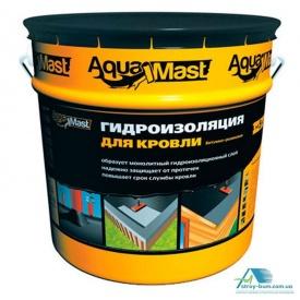 Мастика гидроизоляционная битумная холодная AquaMast 18 кг