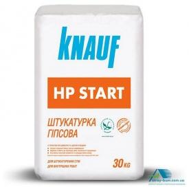 Гіпсова штукатурка для стін Knauf HP Старт 30 кг