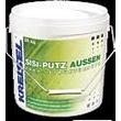 Силикатно-силиконовая декоративная штукатурка Kreisel Sisi-putz барашек зерно 2 мм 25 кг база А