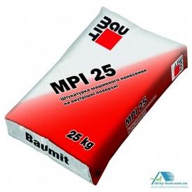 Цементно-вапняна штукатурка Baumit MPI-25 25 кг
