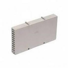 Вентиляционная коробочка 115х60х9 мм белая