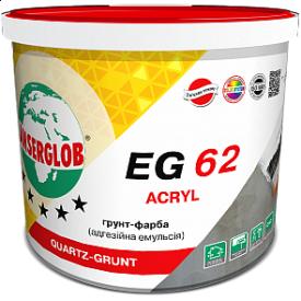 Эмульсия адгезионная грунт-краска с кварцевым песком Anserglob EG-62 акриловая 10 л
