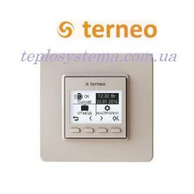 Терморегулятор TERNEO PRO* для обігрівачів слонова кістка