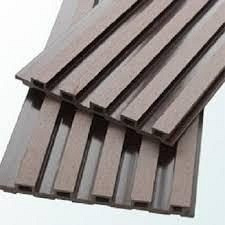 Фасадная панель из ДПК Венге TardeX